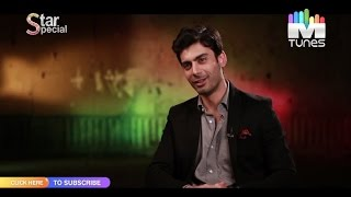 """Fawad Khan talks about """"Khoobsurat"""" Exclusive only on MTunes HD"""