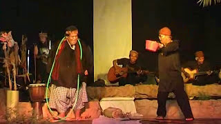 Abimayu dan kisah sayyidina  Husein ra :  Opera Bubur Suro