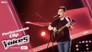 The Voice Thailand - เต้ กชกร  - กอด -  20 Nov 2016