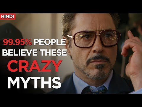 99.95 Of You Believe these Crazy Myths About Marvel Deadpool Mythbusters Ep 14 HINDI