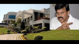 Megastar Chiranjeevi house in hyderabad - YouTube