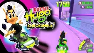 Agent Hugo: RoboRumble ... (PS2)