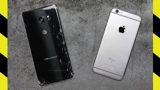 Galaxy Note 7 vs. iPhone 6S Drop Test!