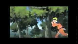 Naruto VS Sasuke Papa Roach