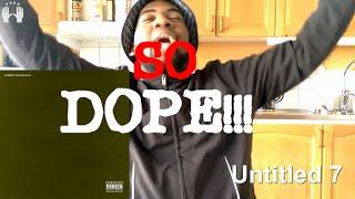 Kendrick Lamar - Untitled Unmastered [REACTION]