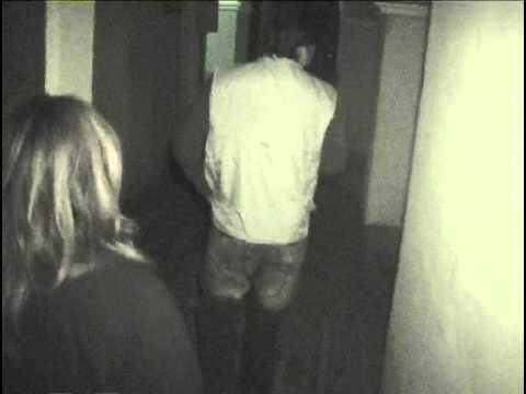 Fantasmas en el pabellón de los oficiales reales en Sucre Bolivia.