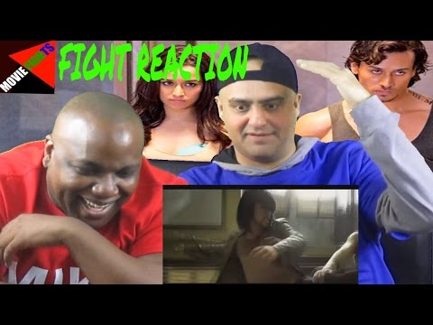 Xxx Mp4 Best Fight Ever Baaghi Tiger Shroff Bollywood Fight Reaction PT 3 Dex Mike 3gp Sex