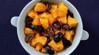 Moroccan Spicy Orange Salad / سلطة البرتقال حارة  - CookingWithAlia - Episode 399