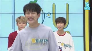 골든차일드 (Golden Child) Bomin dance - Ah-Choo(Lovelyz), Red Flavor(Red Velvet), Gashina(SUNMI)
