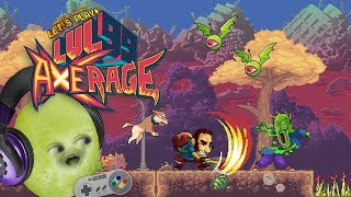 LUL99: Axe Rage! 🎮 🔨 [Gaming Grape Plays]