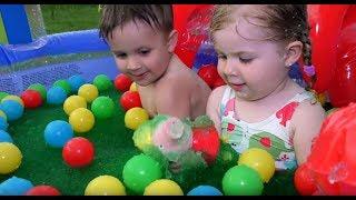 দুই শিশুর ঝগড়া,,  funny baby videos Full HD  //  Cute Twins Babies Playing