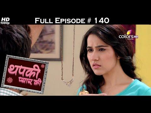 Thapki Pyar Ki - 2nd November 2015 - थपकी प्यार की - Full Episode (HD)