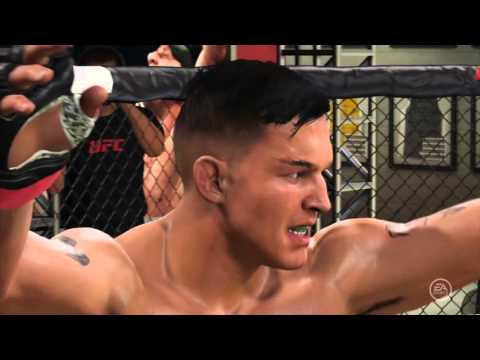 EA SPORT UFC 2 MY CAREER EP 1 GPG