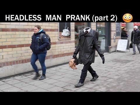 Xxx Mp4 Headless Man Prank Part 2 Slaughter Version Julien Magic 3gp Sex