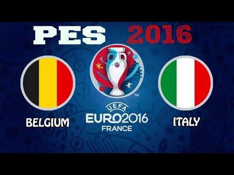 Xxx Mp4 PES2016 EURO2016 Belgium Vs Italy Kresanje Subare Ja Vs Light 3gp Sex