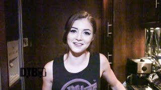 Against The Current's Chrissy Costanza Prepares Vegan Pasta Dish - COOKING AT 65MPH Ep. 21