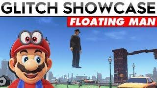 "The ""M""ysterious Floating Man | Mario Odyssey Glitch Showcase"