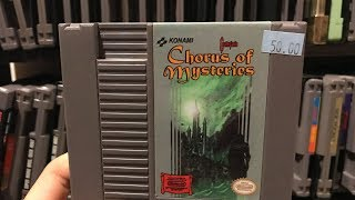 Castlevania: Chorus of Mysteries - Full Playthrough w/ Mike Matei