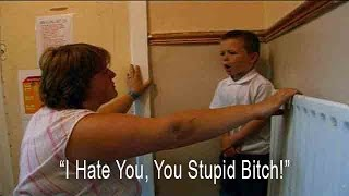 """I Hate You, You Stupid Bitch!"" 6Yr Old Screams At Mum 