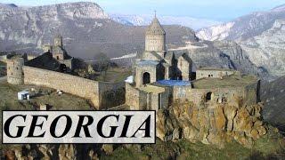 Georgia/Caucasus Country(Aerial Georgia)  Part 4