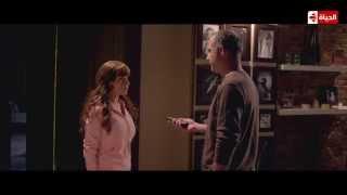 """لحظة إكتشاف زوج """"ملك"""" كذبها عليه ... لمعرفة التفاصيل .. شاهد الحلقة 5 من مسلسل """"حالة عشق"""""""