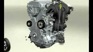 montage moteur et fonctionnement 4temps