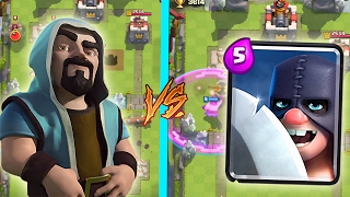 EXECUTIONER OR WIZARD!? - Clash Royale - WHICH CARD IS BETTER!?