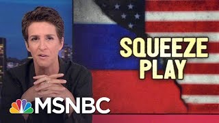 Paul Manafort Changes Legal Team As Investigation Intensifies | Rachel Maddow | MSNBC