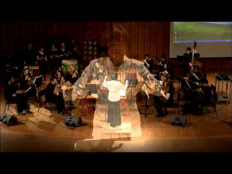 Download Chinese Music Ensemble - Traditional Han Chinese Folk Tune, arr. Er Nie - Jin She Kuang Wu