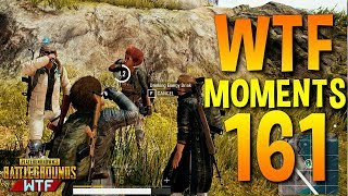 PUBG Funny WTF Moments Highlights Ep 161 (playerunknown