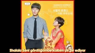 [Türkçe Altyazı] DAWON(Cosmic Girls) -  Shalala Romance [Lucky Romance OST Part.4]