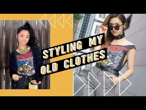 Styling My Old Clothes   clothesencounters