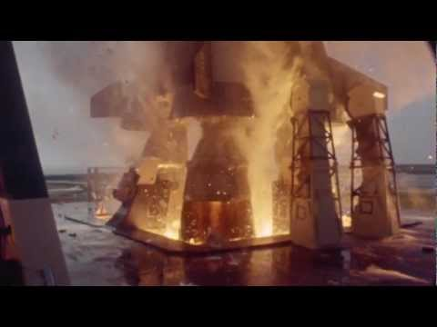 Apollo 11 Saturn V Launch Camera E 8
