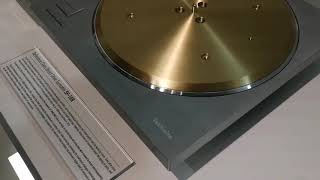 Technics SP-10R turntable first video