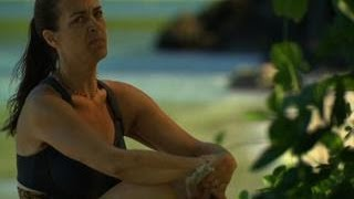 Survivor: Blood vs. Water - Secret Scene Laura B.