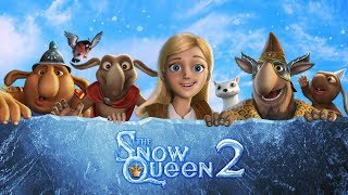 The Snow Queen 2 Animation Movies For Kids