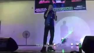BANG- BANG- Darren Espanto Live at Dinalupihan, Bataan (01-27-2016)