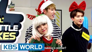Idol Battle Likes | 아이돌 배틀라이크 Ep.2 - B.A.P [ENG/2016.12.23]