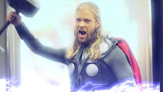 Thor 2 The Dark World Movie Review By Thor son of Odin