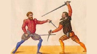 La Verdadera Destreza (esgrima española de los siglos XVI y XVII), exhibición