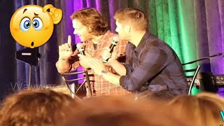 Jared Padalecki Forgets How To Act After Taking Breaks From Filming Supernatural SPNORLCON 2018