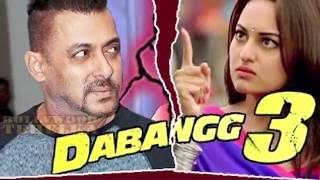 Salman Khan Miffed With Sonakshi Sinha, Removed Her From Dabangg 3 ?