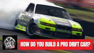 HOW DO YOU BUILD A PRO DRIFT CAR? | Ask the experts!