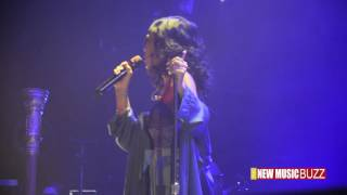 Jhene Aiko 'Living Room Flow' LIVE 30 Days In L:A   AVALON