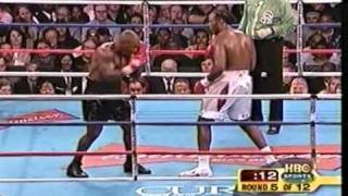 Mike Tyson VS Lennox Lewis 2 of 3