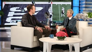 Super Bowl MVP Nick Foles on Almost Quitting Football