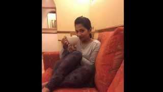 niranjana South Indian Actress video