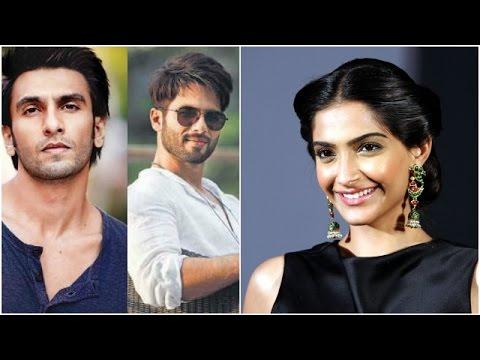 Shahid And Ranveer Supported  Deepika's Premier   Does Sonam Know Deepika