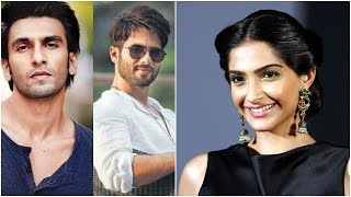 Shahid And Ranveer Supported  Deepika