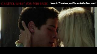 Careful What You Wish For Movie Starring Nick Jonas | Official Trailer | Starz